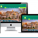 Real Estate website designed for Softraiment Limited. visit www.homes.softraiment.com to view